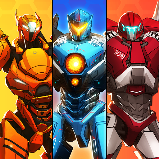 Pacific Rim Breach Wars – Robot Puzzle Action RPG 1.4.2 APK MOD