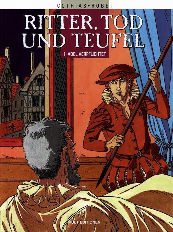 Ritter, Tod und Teufel (1999) - komplett