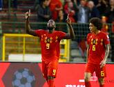 Romelu Lukaku toont zich efficiënter dan Messi, Mbappé en Salah bij de nationale ploeg