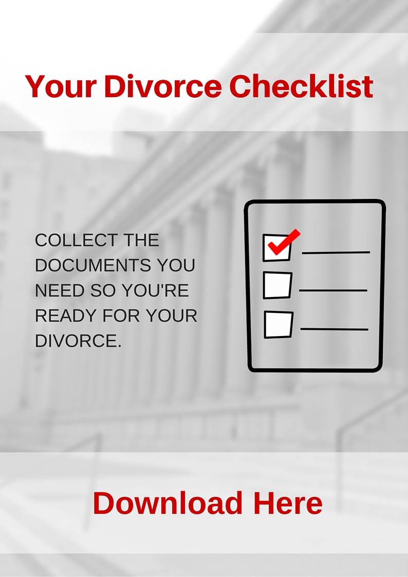 How to plan for your divorce checklist sidebar solutioingenieria Choice Image