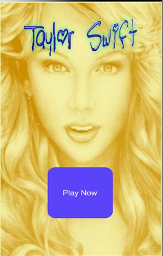Taylor Swift Piano Tiles