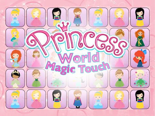 Princess World Magic Touch 1.2 screenshots 2