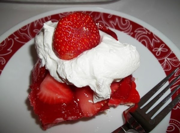 I usually just add  the additional cool whip as I serve it...   Enjoy! It's...