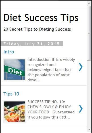 20 Diet Secrets