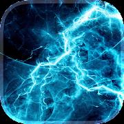 Electric Plasma Live Wallpaper