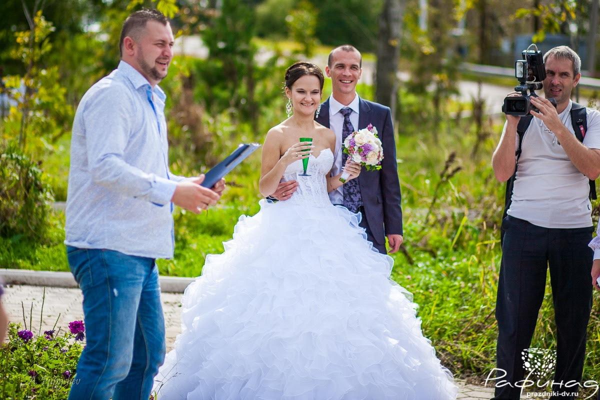 Свадьба под ключ хабаровск