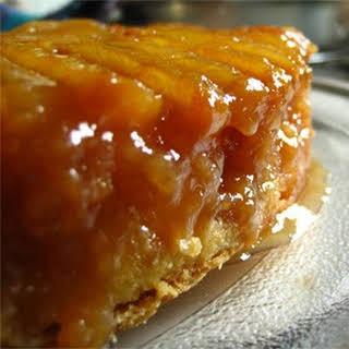 Loquat Heaven Cake.
