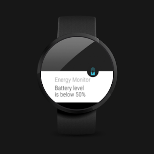 ION: Battery Monitor for Wear- screenshot thumbnail