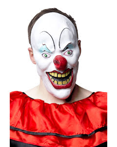 Ansiktsmask, clown