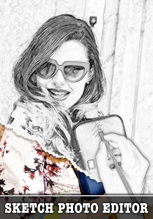 Pencil Sketch Photo Art Filter- screenshot