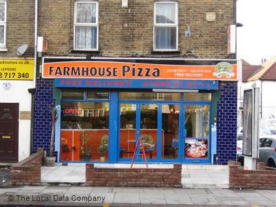 Farmhouse Pizza On Hertford Road
