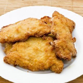 Crispy Oven-Baked Chops