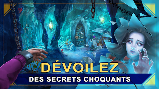 Unsolved: Mystery Adventure Detective Games  captures d'écran 2