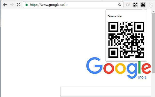 URL QR Code Generator