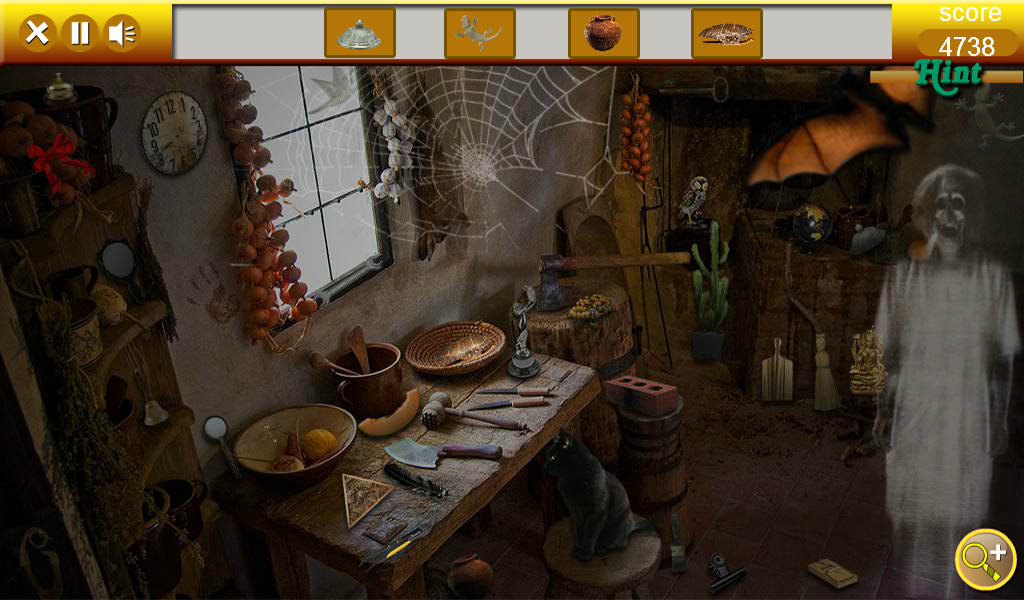 Halloween House Hidden Object- screenshot