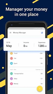Money Manager: Expense Tracker, Free Budgeting App 1