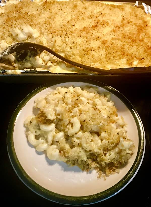 The Ultimate 5 Cheese Baked Mac And Cheese Recipe
