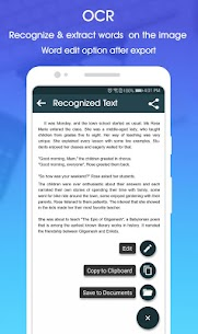 Fast Scan: Free Document Scanner HD, PDF Scanning App Download For Android 4