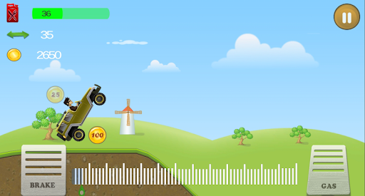 Car Climb Up Hill Race 1.5 screenshots 2