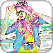 Fill Art Photo Editor