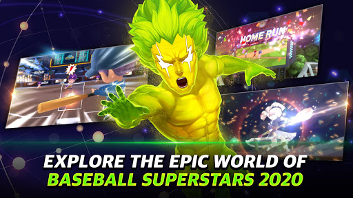 Baseball Superstars 2020 APK MOD (Astuce) screenshots 2