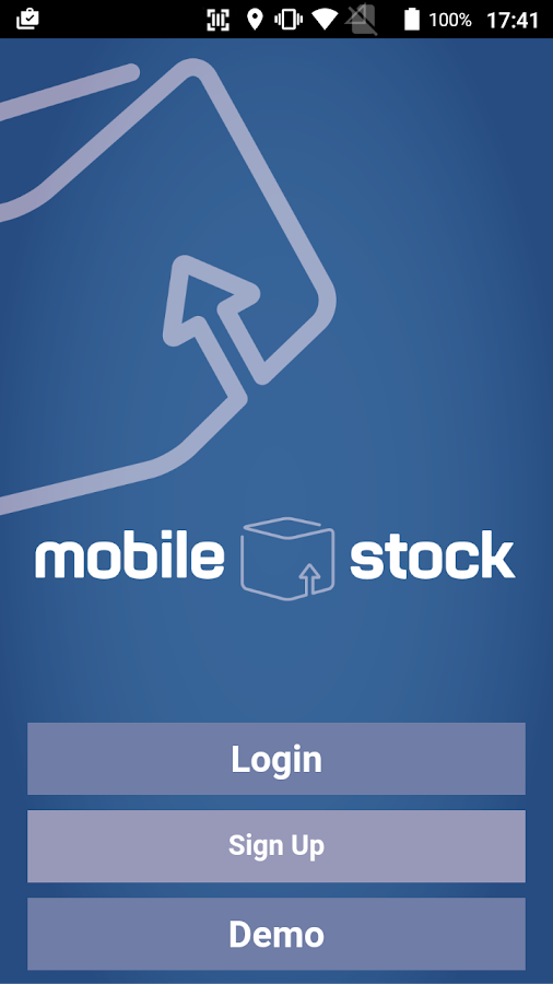 Mobile Stock- screenshot