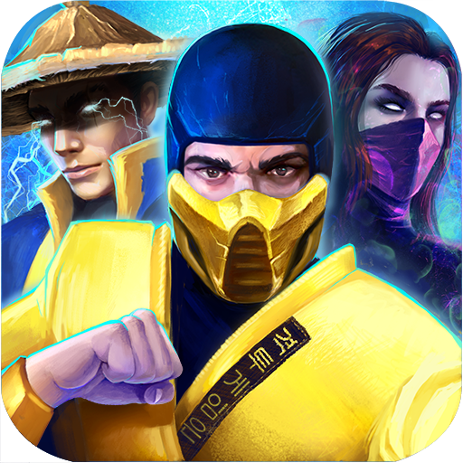 Baixar Ninja Games - Fighting Club Legacy para Android