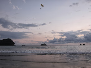 Photo: Parasailer