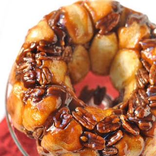 5 Ingredient Butterscotch Pecan Monkey Bread