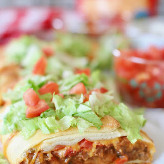 Fiesta Taco Braid.