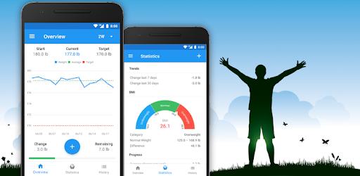 Aplicacion para medir el peso corporal