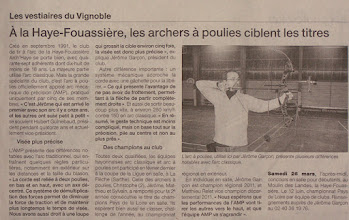 Photo: Ouest France du Mercredi 23 Mars 2011