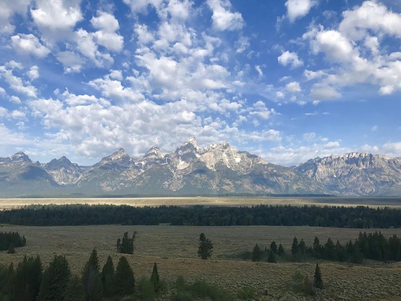 Grand Teton Mountain di barbara_fettuccia