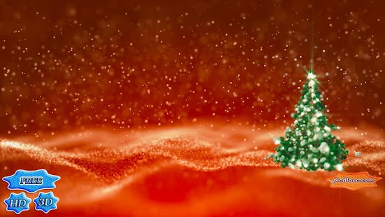Christmas Tree Snowfield 3D- screenshot thumbnail