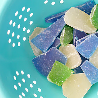 Easy Edible Sea Glass Candy