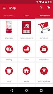 Target- screenshot thumbnail