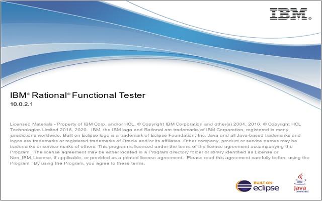IBM® Rational® Functional Tester