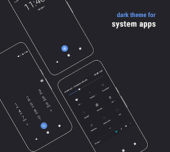 Swift Dark Substratum Theme +Oreo & Samsung theme 19.6 (P) (Nougat)