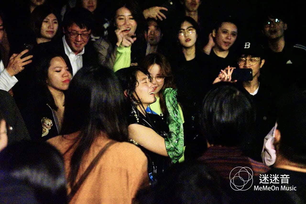 超瘋! yahyel + KOM_I ( 水曜日のカンパネラ )下台狂尬舞嗨爆