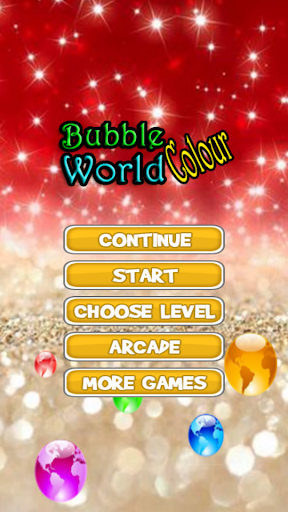 Bubble World Colour