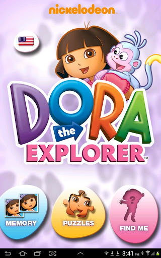 Playtime With Dora screenshot