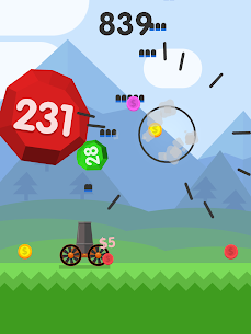 Ball Blast Mod Apk 1.46 [Fully Unlocked + Unlimited] 8