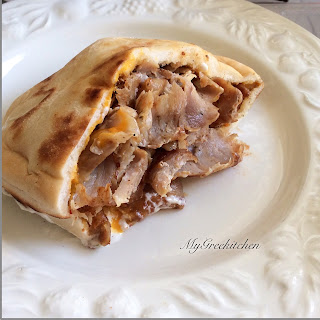 Chicken Gyro Pitta Pocket