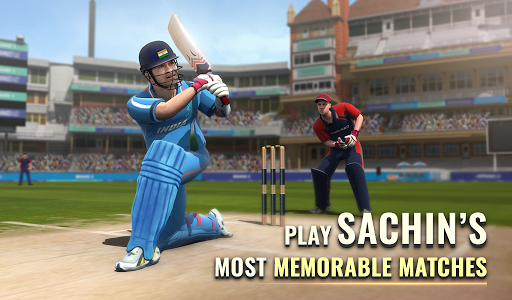 Sachin Saga Cricket Champions 1.1.1 gameplay | by HackJr.Pw 16