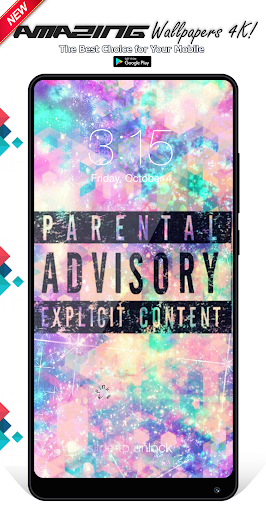 Parental Advisory Wallpapers HD 4K Screenshot 3