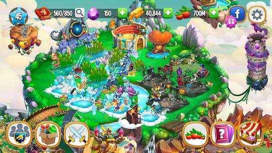 Dragon City Mobile Mod Apk 12.6.1 (Mod Menu) 7
