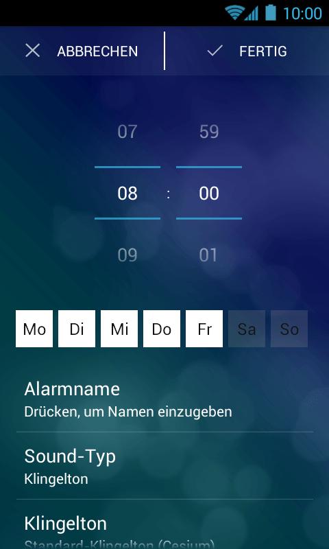 wecker app xtreme mit musik android apps auf google play. Black Bedroom Furniture Sets. Home Design Ideas