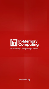 In-Memory Computing Summits - náhled