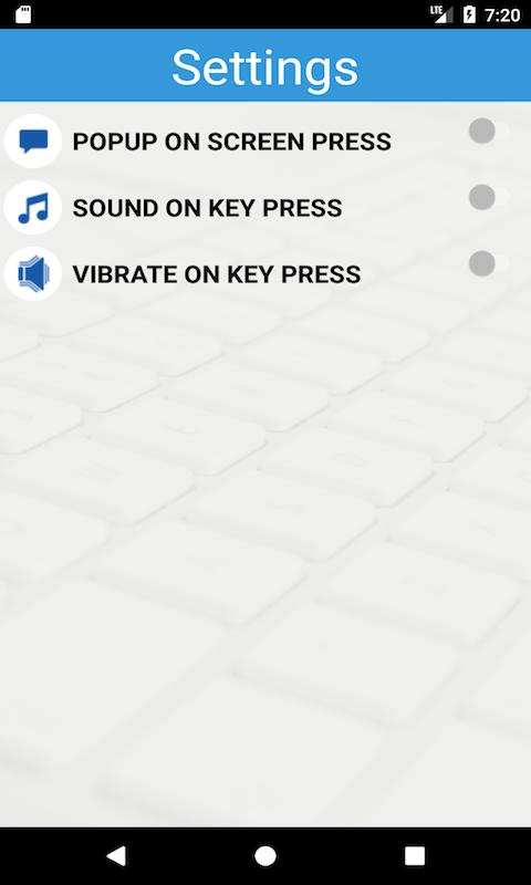 Korean Keyboard 1.1 screenshots 3