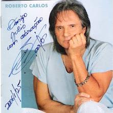 Photo: CD autografado pelo Rei Roberto Carlos em 25/01/2006